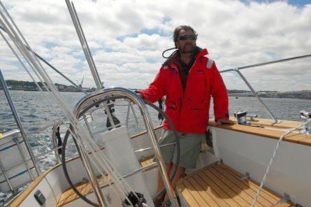 Yacht designer - Stephen Jones - Rustler Yachts